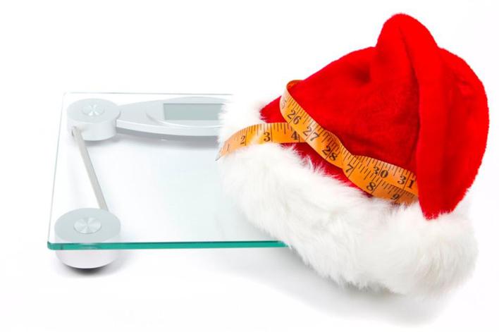 Как сбросить вес после новогодних праздников?